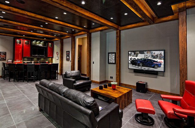 Man Cave Sheds And Garages : Man cave dream garage traditional shed vancouver by