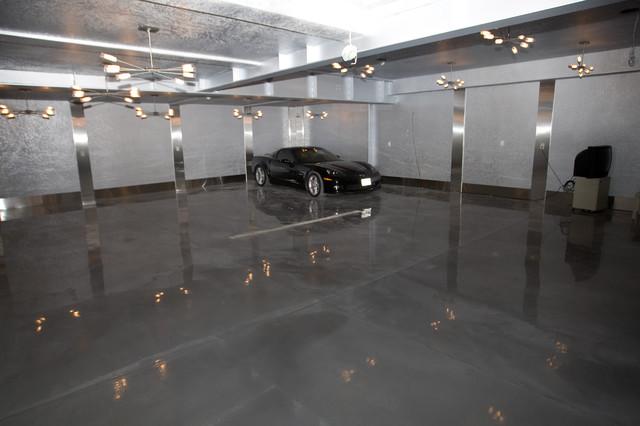 Garage Interior Design Toronto: Garage And Shed