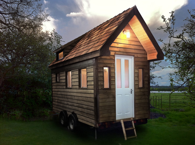 Mark Burton traditional-shed