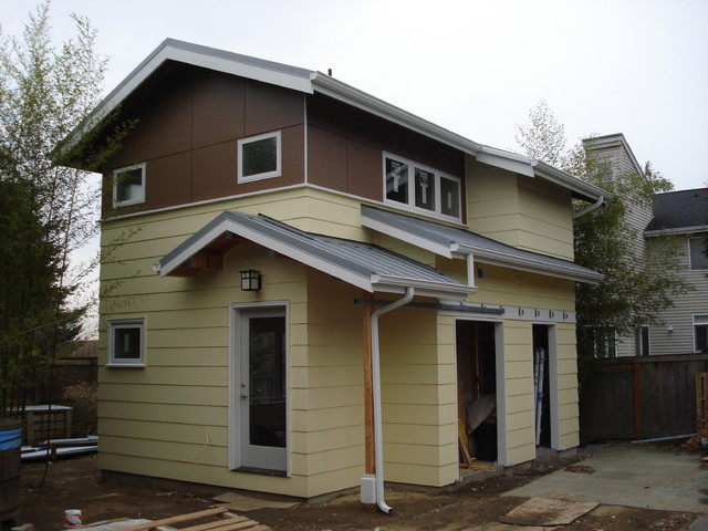 Seattle Backyard Cottage Rules : McTrax Ballard Cottage  Traditional  Garage And Shed  seattle  by