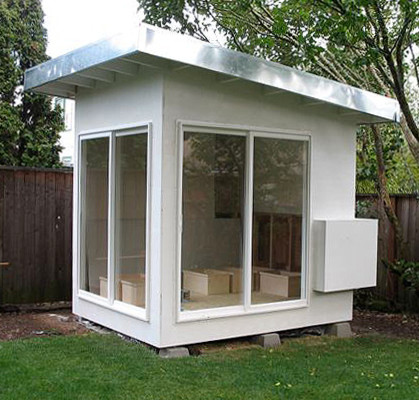 """Meditation Space meditation space - """"tea house"""" - contemporary - granny flat or"""