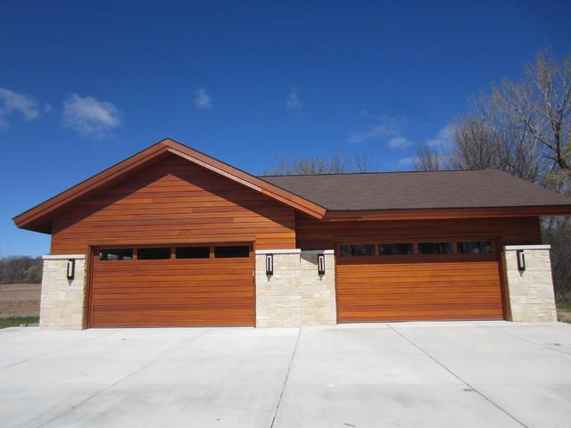 Mequon Prairie Style Home