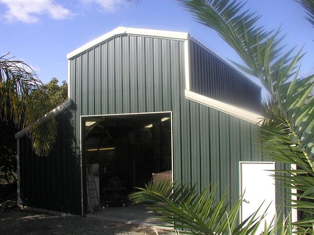 Metal Storage Buildings And Garages Industrial Granny Flat Or Shed San Diego By Pascal Steel Houzz Au