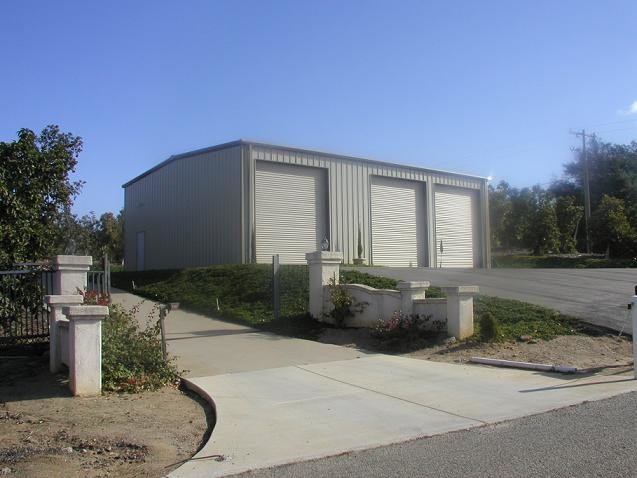 Industrial metal storage sheds the shed build for Metal rv garage