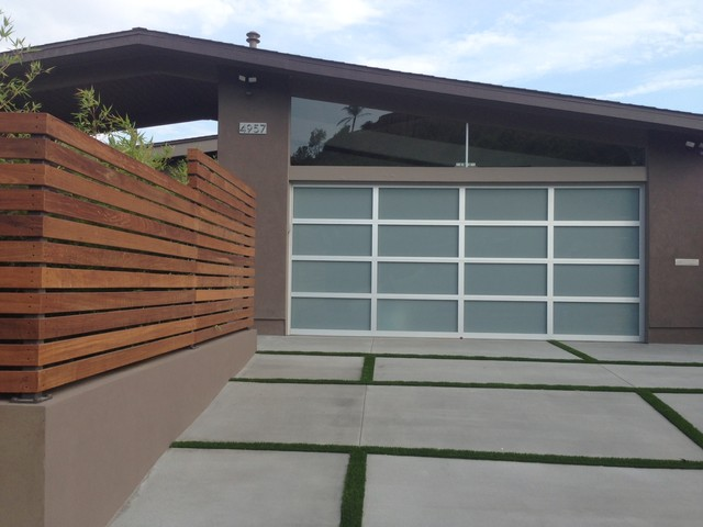 Mid Century Modern 1 Midcentury Garage And Shed