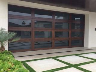 Modern Garage Doors Modern Shed Orange County By