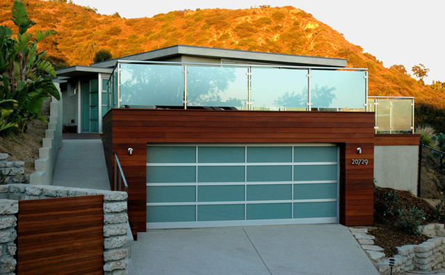 modern masterpiece modern garage and shed los angeles by