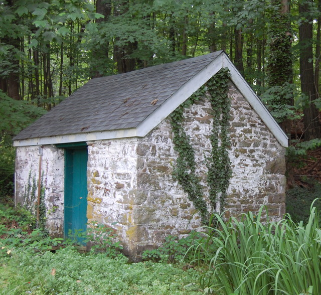 More General Images For Houzzcom Traditional Shed