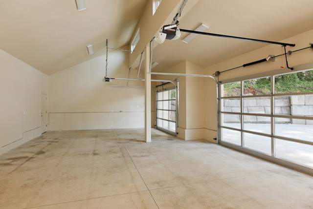 4,500 SF Spec House SW Portland Hills - Contemporary - Garage And Shed ...
