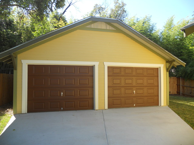 New construction craftsman garage traditional shed for New construction craftsman homes
