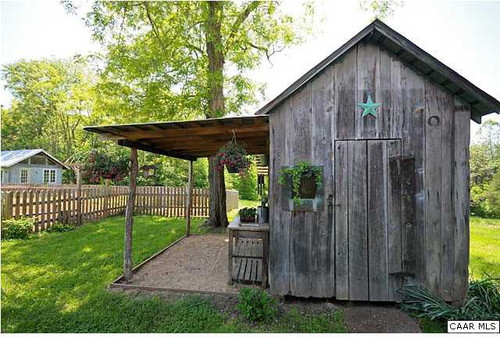 10 Adorable Garden Sheds Town Amp Country Living