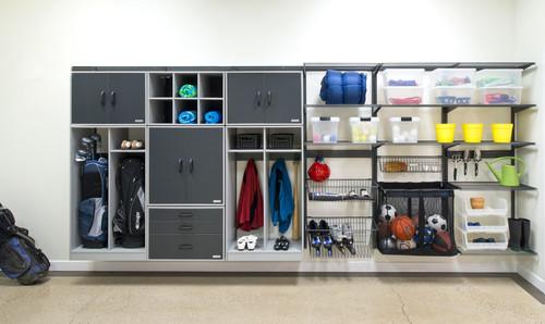 Sioux City garage storage ideas