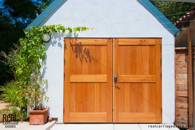 Amazing Example Of An Eclectic Shed Design In Seattle. Email Save. Real Carriage  Door Company