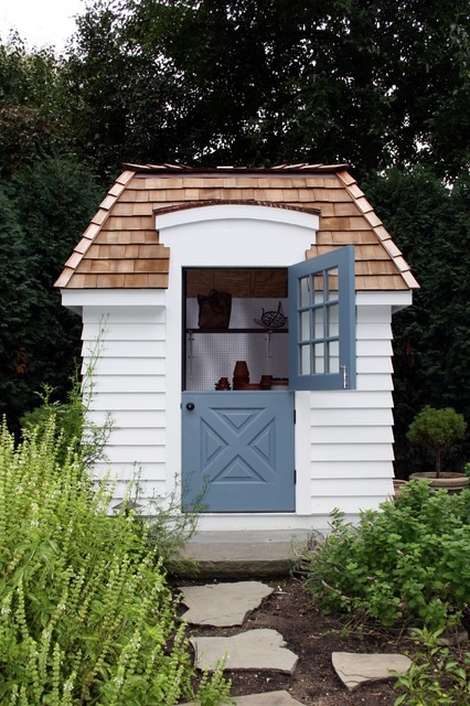 Pheasant traditional-shed