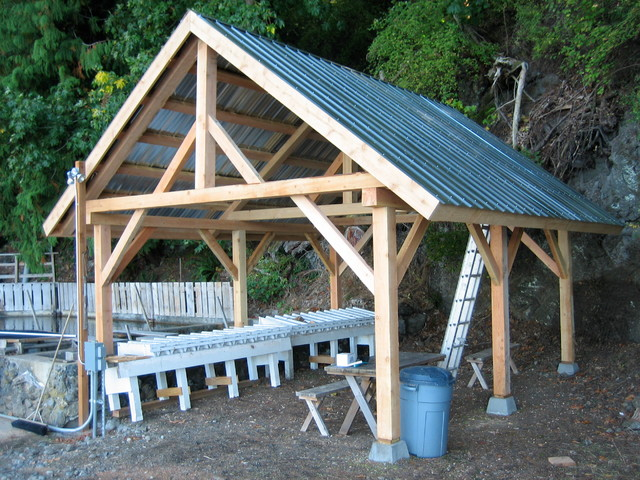 Learn to build shed get build a shed post and beam for Post beam barn plans