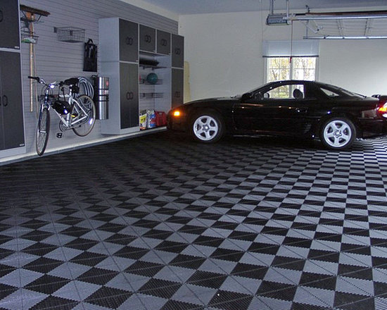 Commercial and Residential Garage Flooring -