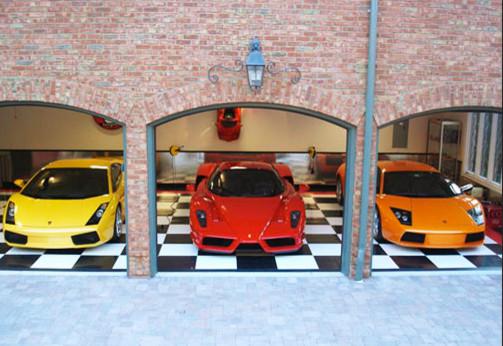 Racedeck Garage Flooring Ideas Cool Garages With Cool