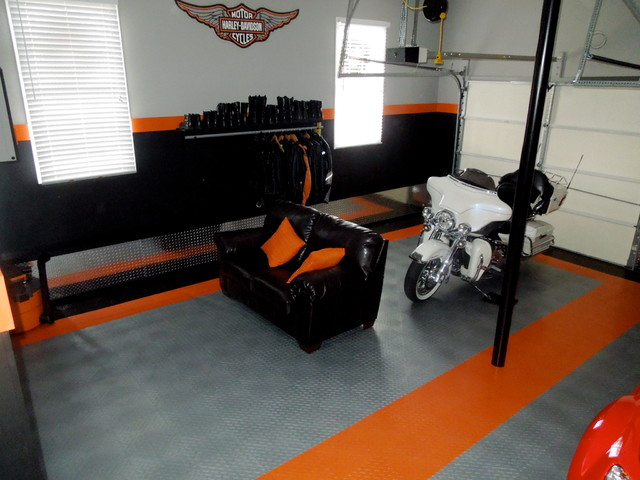 RaceDeck Garage Flooring Ideas