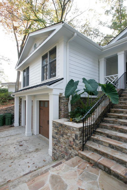 Renovation Buckhead traditional-garage-and-shed