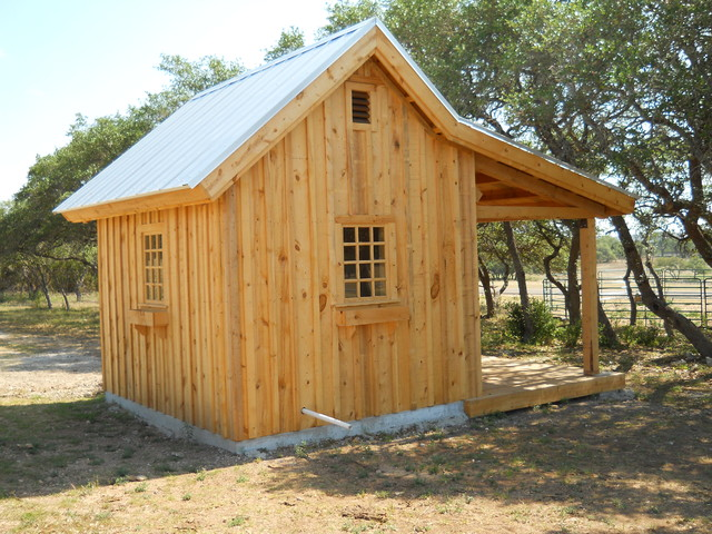 Well house for equine development rustic garage and for Well designed homes