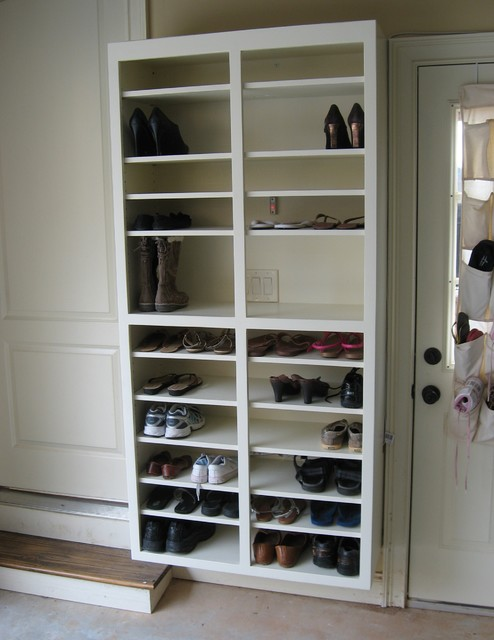 Shoe Rack Traditional Granny Flat Or Shed