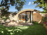 contemporary garage and shed Outdoors: Gorgeous Garden Rooms You'll Never Want to Leave (10 photos)