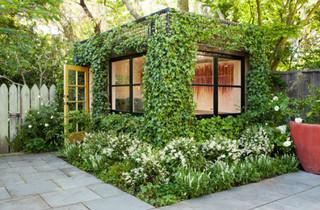 SLLA: Portfolio: Parkside Garden modern landscape