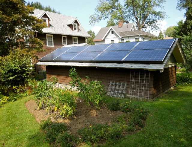 Solar projects for Traditional garden buildings