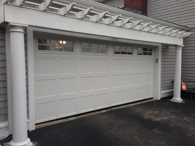 Steel Carriage House Garage Doors Modern And