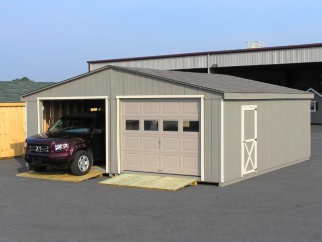storage sheds and garages in Dallas tx - Traditional ...