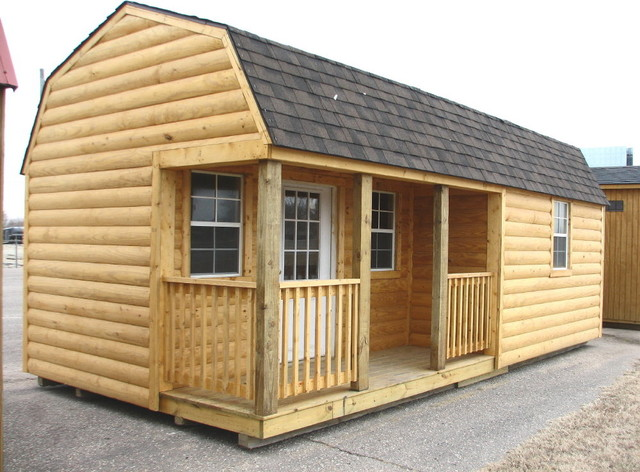 Storage Sheds And Garages In Dallas Tx Traditional Shed