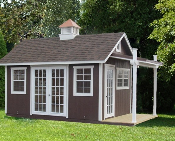 storage sheds garage and shed other metro by hostetler 39 s