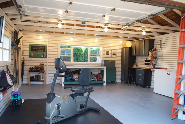 Surprise garage makeover eclectic shed vancouver by the