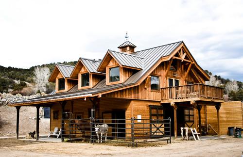 Barn Apartment