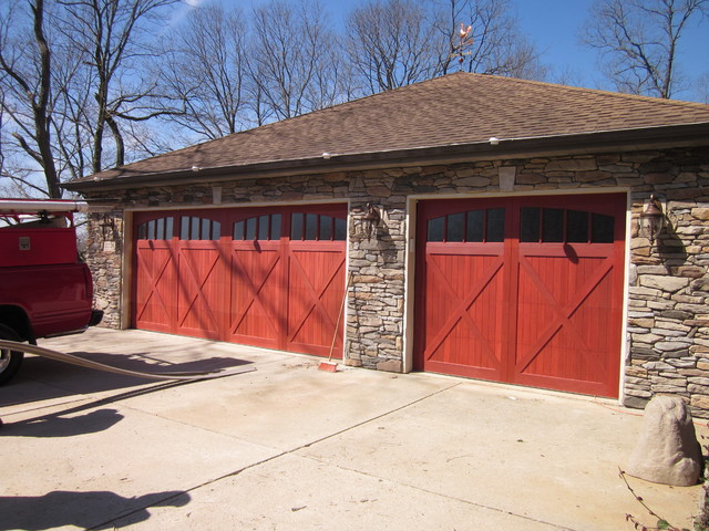 Team Highfield traditional-garage-and-shed