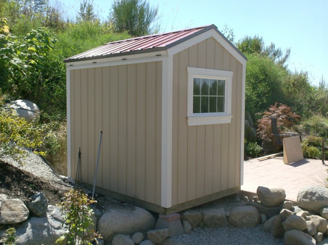telescope observation shed or garden shed traditional shed - Garden Sheds Vancouver