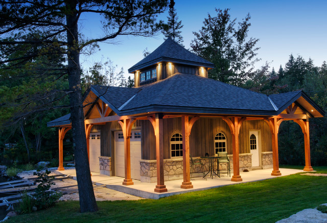 The clearview model craftsman shed vancouver by for Craftsman model homes