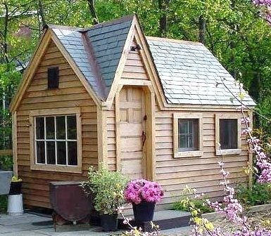 tiny house victorian shed other by jamaica cottage. Black Bedroom Furniture Sets. Home Design Ideas