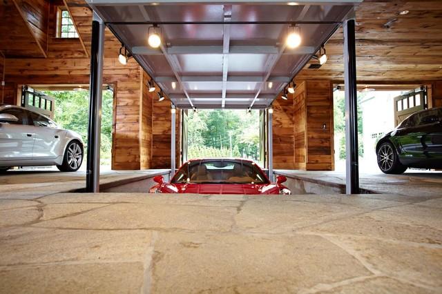 2 Car Garage Man Caves