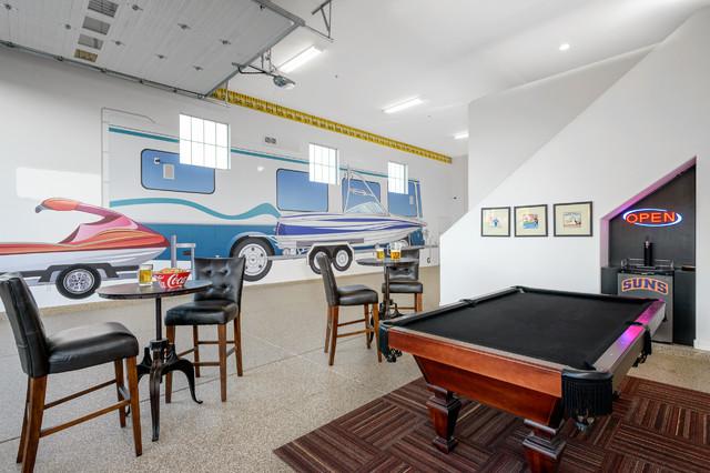 Vista montana peoria az traditional garage and shed phoenix by shea homes arizona for Shea homes design studio arizona