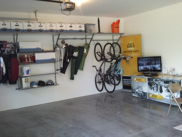 Wausau Monkey Bars traditional-garage-and-shed
