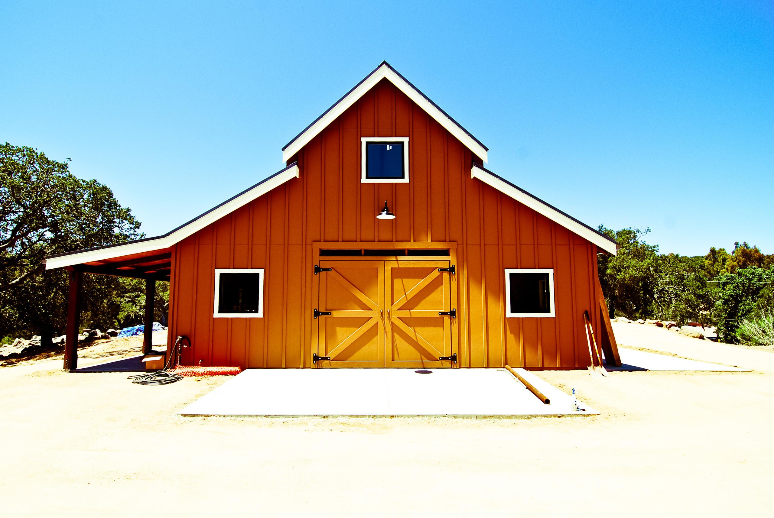 West Atascadero Barn