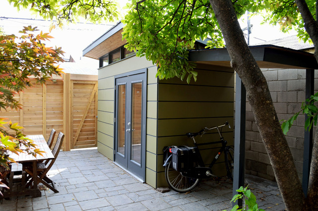 Woodworking Projects Modern Garden Shed and Building Toronto