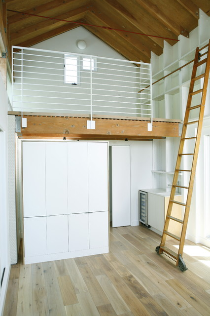 Writing Studio Modern Garage And Shed Los Angeles