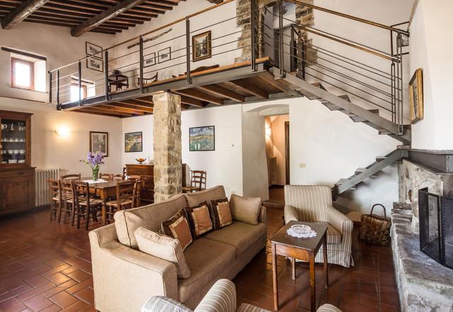 Soggiorno Campagna Toscana ~ Idee per il design della casa