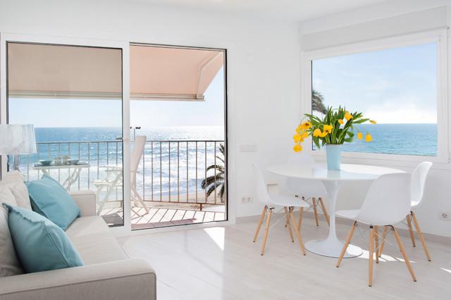 appartamento a sitges maritim wohnzimmer florenz von lorenzo vecchia fotografo. Black Bedroom Furniture Sets. Home Design Ideas