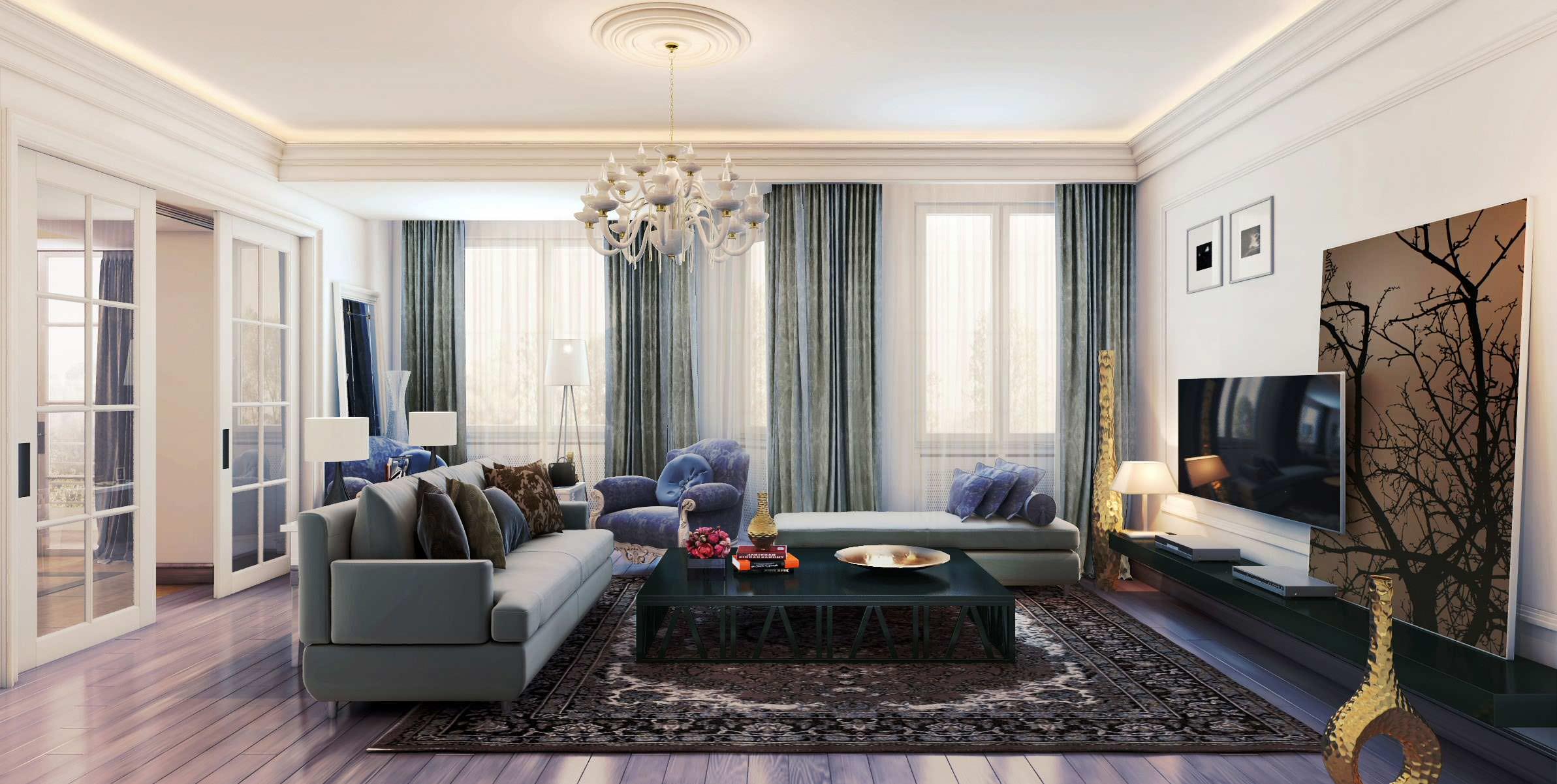 Appartamento CC   Ristrutturazione 150mq
