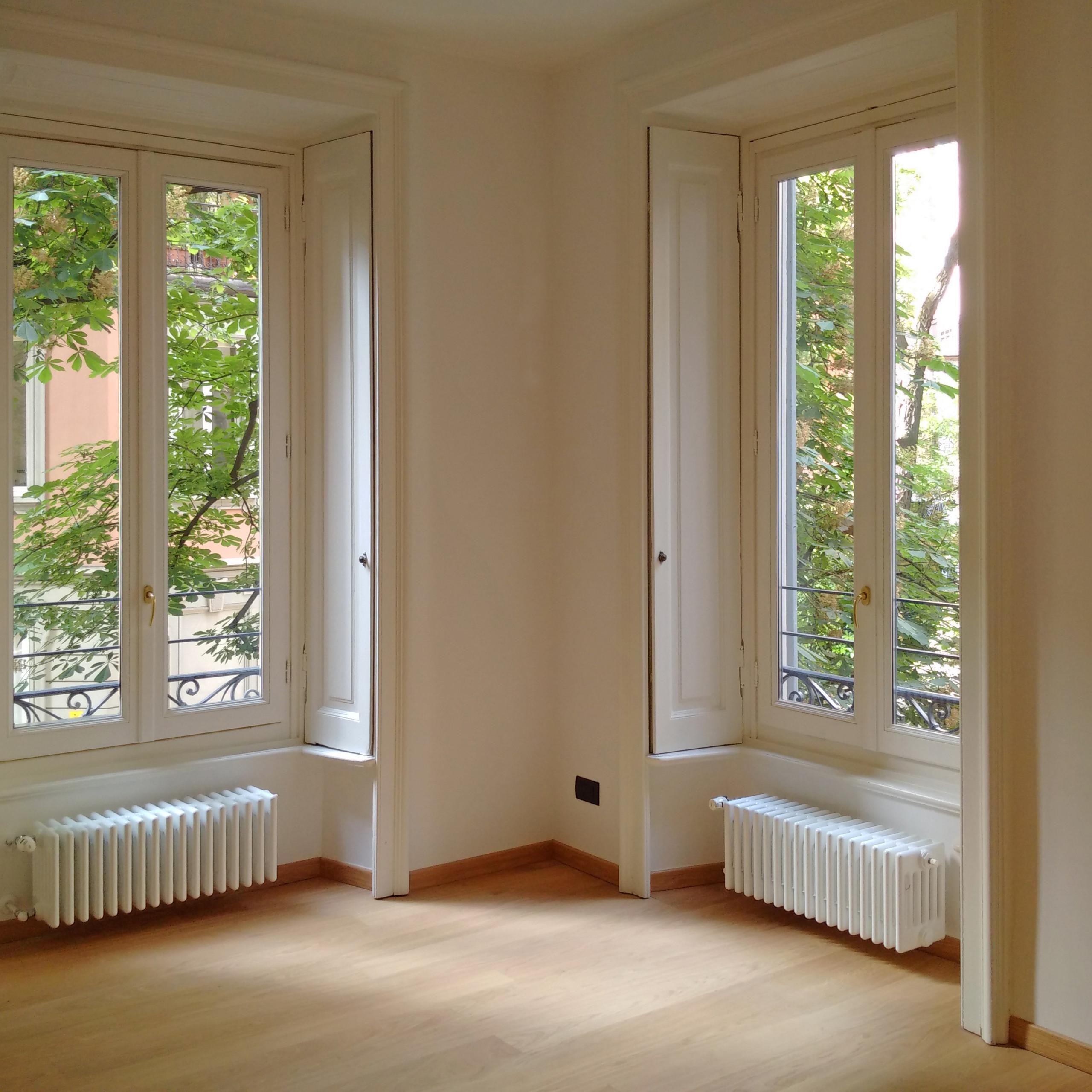 Appartamento contemporaneo in contesto d'epoca Mq.85