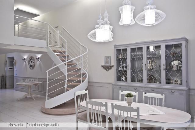 appartamento G/C - Shabby-Chic Style - Soggiorno - Napoli - di ...
