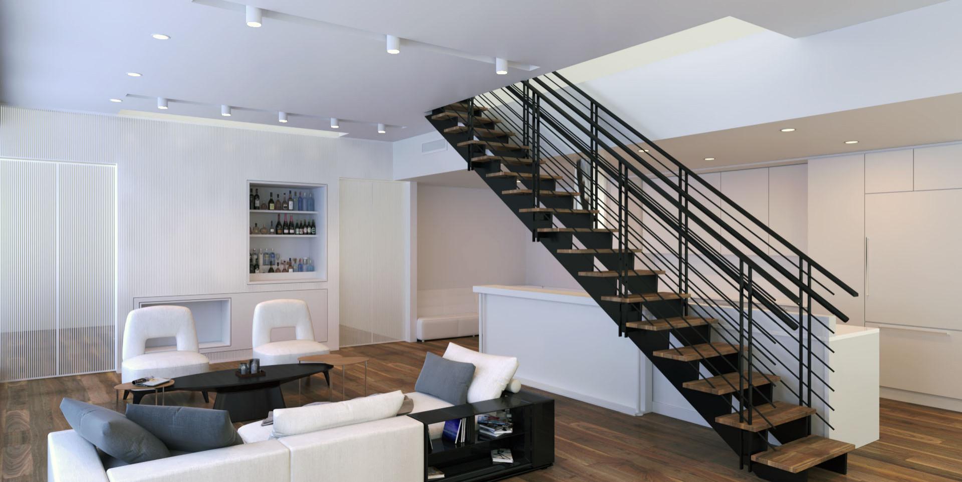 Appartamento LF | Ristrutturazione Loft 100mq